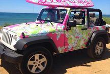 Lilly Pulitzer / by Madison Deming
