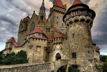 Castles, Abbeys, Cathedrals, Manors, etc. / by Evelyn Thiele