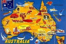 Australia / First on the bucket list; miss you Doris, Claire, John and Steve! / by Evelyn Thiele