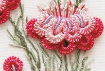brazilian embroidery, stumpwork / by Evelyn Chow