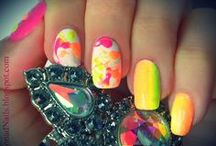 nail candy / by Zion Moore