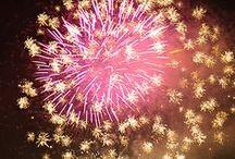 Fireworks / by Heather MacLean-Mascieri