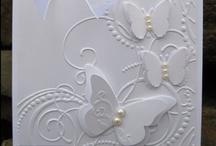 Creative Cards - Butterflies / by Ronelle Van Rooyen / Delicate Elegance Events