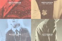 Harry Potter  / by Hadia
