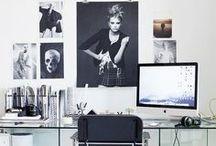 Workspace / by Elodie Jacquemond