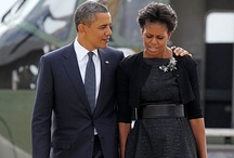 Barack loves Michelle / by Ryley Sell-Smith