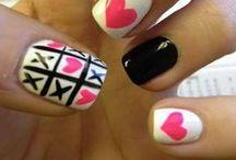 Nails / Nails, fake nails, nail art, etc / by Ale Tauber