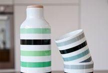 STRIPES   PATTERN / #interiors #décoration #déco #home #decoration #maison #casa  #homedecor #design #art #architecture #packaging #pattern #motif #couleur #color #rayures #bayadère #stripes #rainbow / by Joli Place