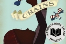 CHAINS / by Laurie Halse Anderson