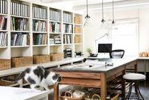 Office Art Studio / by Michele Lee