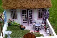 Fairy garden stuff / by Cathy McDonald
