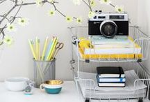 My Future Home Office / Everything I'd love to have in my future home office / by Kate