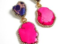 Accessories - Earrings / by ChristineNorah