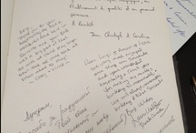 What people love about the Sorrento Flats / Some pictures took from our Guestbook...We want to share their precious words with you. Here you can find some true notes where our guests describe their impressions about our Hospitality / by Sorrento Flats