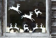 White Christmas / White Christmas Decorations / by Linda