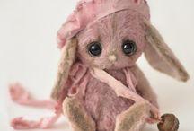 Cloth dolls / by Cindith B
