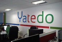 The Office / After redesigning its interface, Yatedo rebuilds its office! Après le redesign de son site, Yatedo s'attaque à ses locaux. / by Yatedo