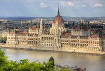 Hungary / by Toni Okos