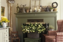 Decorating - Comforts of Home / by Vicki
