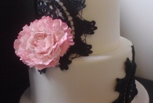 Cakes | Candies / : a usually elaborately decorated baked good made for the celebration / by Snohomish Weddings