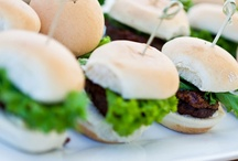 Catering | Beverages / : to provide a supply of food or drink / by My Snohomish Wedding