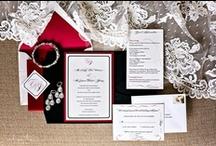 Invitations / by My Snohomish Wedding