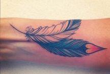 Tattos & Piercings / by Alejandra Hetfield