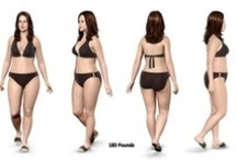Weight Loss Simulator / Real examples of how people are using our Weight Loss Simulator to get motivated and stay motivated. / by Model My Diet