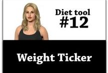 Diet Tools / Tools to help motivate you to reach your goal. / by Model My Diet