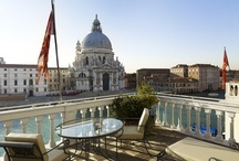 Suites / Get more from your stay. More luxury. More room to relax. / by The Westin Europa & Regina, Venice