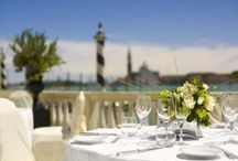 Wedding themes & ideas / Get inspired with our fabulous planning ideas and celebrate your wedding in style!  / by The Westin Europa & Regina, Venice