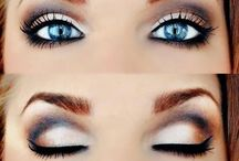 Make up:) / by Lexi