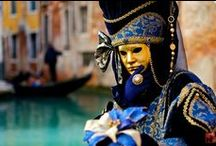 Carneval in Venice / by The Westin Europa & Regina, Venice
