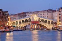 Discover Venice / Venice never quite seems real, but rather an ornate film set suspended on the water / by The Westin Europa & Regina, Venice