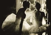 ballet board / by Kristin Hecker