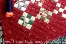 Appliqué  ❤ Patchwork ❤ Quilting ❤ / Quilt patterns, designs & related / by Evelyn S