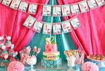 birthday parties / by Kristen Graham