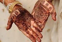Indian Wedding Mehndi Henna / Ideas for Indian Wedding Mehendi Designs. Also mehndi or henna.  / by Indian Wedding Site