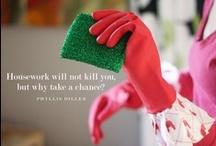 Cleaning and Organization / by Jessie Weaver, Vanderbilt Wife