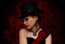 Burlesque Fascinators & Hats / by Forever Fascinators