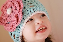 Kids Beanies and Hats / A collection of kids hats and kids beanies to help you create a new look / by Forever Fascinators