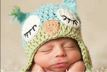 Baby Beanies and Hats / A collection of baby beanies and baby hats to help inspire you / by Forever Fascinators