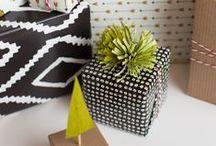 Wrap it pretty / by Alyssa Lemmon