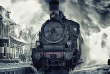 Railroads / by Sandra Sheehan