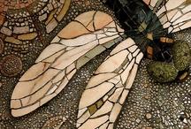 Mosaics in the Garden / by Melanie Werre