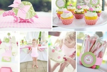 Pink and Green Party Inspirations / by Partystock