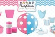Gender Reveal Party Ideas / by Partystock