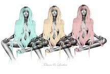 Fashion Illustrations & Croquis / by Dina Ghafir