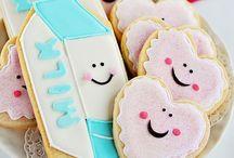 Cupid's cookies / by Kaleigh Henderson