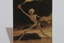Dem Bones / by Jessica McCourt